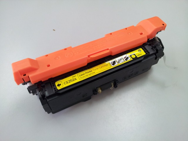 HP CE252A (Yellow)